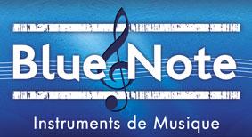 """Magasin de musique """"Blue Note"""""""